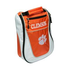 Team Golf Clemson University Golf Shoe Bag - Golf Equipment, Collegiate Golf Products at Academy Sports