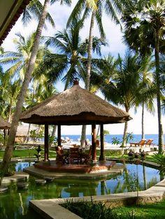#Bali, Indonesia #Beach_Resort ~ VIPsAccess.com/...