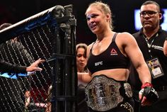 Can a Refreshed Ronda Rousey Reclaim Her UFC Throne Against Amanda Nunes? | Bleacher Report