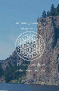 Bring Me the Horizon- Go to Hell For, Heaven's Sake