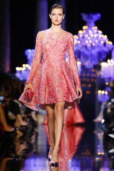 Elie Saab Couture Fall Winter 2014 Paris - NOWFASHION