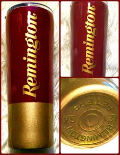 cute cups Shotgun Shell Bullet Inspired Tumbler - Hunter Gift - Hunting - Gift for Man - Maroon and Gold - Insulated - Gift for Dad - Cup - Mug - 20 oz Colors: Burgundy and Gold Tumbler Diy, Diy Tumblers, Personalized Tumblers, Custom Tumblers, Glitter Tumblers, Tumbler Quotes, Personalized Gifts, Tassen Design, Tumblr Cup