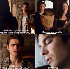 TVD 6x11 No Stefan! If you think that you haven't been paying attention+
