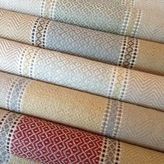 When Rogers & Goffigon began, over 25 years ago, one of the reasons for forming the company was that - rogersandgoffigon Weaving Designs, Weaving Projects, Weaving Patterns, Knitting Designs, Weaving Textiles, Weaving Art, Loom Weaving, Hand Weaving, Asian Quilts