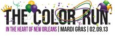 The Color Run in NOLA 2/9 {Giveaway & Discount}
