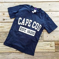 The Cape Cod T Shirt | Made for relaxing in | LaBelle's General Store
