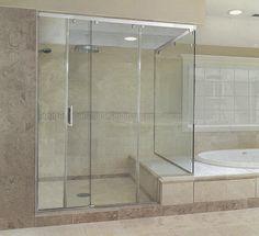 Comprar mampara a medida. Con MURETES DE OBRA mamparas baño y ducha en mamparas-ofertas.com