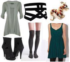 Mulan - as Ping Warrior Clothes Inspired-look