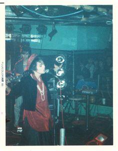 佐藤 @sato_shoichi103   1985.02.14  新宿ツバキハウス  「ヴェクセルバルグ・バレンタイン・パーティー」 G-SCHMITT SYOKO様、素敵でした。