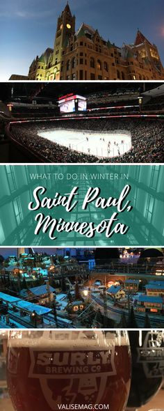 "Curious why anyone would spend winter in Saint Paul, Minnesota? Turns out there are plenty of ""cool"" ways to have fun. Here are some of my top suggestions."