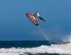 Jet Ski Freeride (Photo Sudouest.com)