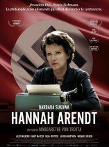 1961. La philosophe juive allemande Hannah Arendt est envoyée à Jérusalem par le New Yorker pour couvrir le procès d'Adolf Eichmann, responsa...