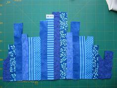 Kissen aus Stoffresten: quilts.de - quilts, patchwork and more