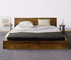 I could spend 1/3 of my life in this, easy. Fancy - Mo Bed by Philipp Mainzer