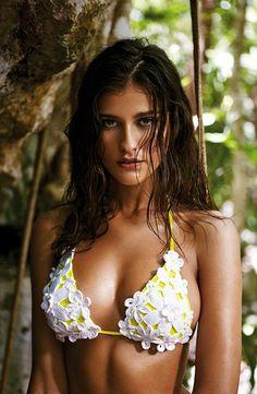Maillot de bain Luanacata | Pain de Sucre SS14 #maillotdebain #paindesucre #swimwear #lingerie #lebloglingerie lebloglingerie.com