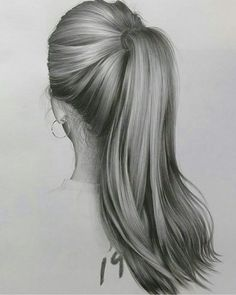 Realistic Sketch Drawing - Sketch Realistic Sketch Realistic Sketch Hair Sketch How To 50 Realistic Pencil Drawings And Drawing Ideas For Beginners 20 Sketching Tips To Help You. Realistic Sketch, Realistic Pencil Drawings, Pencil Art Drawings, Art Drawings Sketches, Cute Drawings, Hair Drawings, Realistic Hair Drawing, Sketch Drawing, 3d Sketch