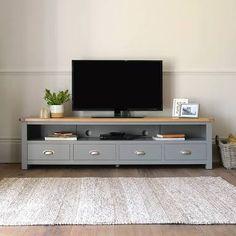 Living Room Trends, Living Room Grey, Home Living Room, Living Room Designs, Living Room Decor, Tv Stand Ideas For Living Room, Tv Furniture, Living Room Furniture, Tv Wanddekor