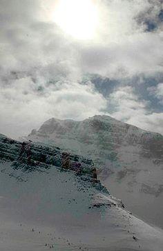 Sunshine Village, Ski And Snowboard, Banff, Serenity, Skiing, Canada, Photography, Outdoor, Ski