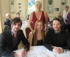 Marcia J. Kenyon (@marciajkenyon)   Twitter - this is me pictured with my talented sons and one of their partners.