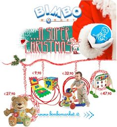 Find out our selection of toys for this Christmas!    Choose the: http://www.moje-obchody.cz/product/bimbomarket-it-broadest-online-megastore-baby-products-1527/