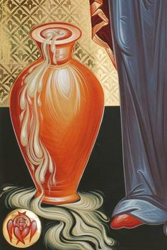 Byzantine Icons, Byzantine Art, Orthodox Icons, Old And New, Style Icons, Drawings, Painting, Calla Lilies, Art