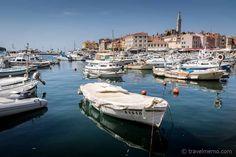 Istrian Riviera - from fishing port Rovinj to Opatija seaside resort Seaside Resort, Seaside Towns, Visit Croatia, Beautiful Sunrise, Roadtrip, World's Biggest, Montenegro, Snorkeling, Where To Go