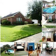 1805 Barretts Glen Pearland, TX 77581 Perfect Pool | Oakbrook | 1 Story  www.PearlandHomeTeam.com