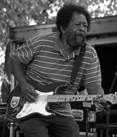 "Willie King (March 18, 1943 – March 8, 2009) was an award-winning blues guitarist and singer, known for shunning fame and playing at a local bar in Mississippi. He began recording in 1999 and his 2000 recordings Freedom Creek and I Am The Blues, were the first of several acclaimed albums. King performed at national and international festivals but mostly played near his home, most notably as a regular at Bettie's Juke Joint in Mississippi. He described his music as ""struggling blues."""