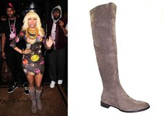 #NickiMinaj #flatboot #Shoes #fashion #lookalike #SameForLess #getthelook @NickiMinaj @gtl_clothing url: http://gtl.clothing/advanced_search.php#/id/C-STYLE-BISTRO-9dbf5011e3aecca8a86295b2f85934262b0f0eb3