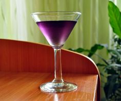 A delicious cocktail recipe for the Violet Martini cocktail with Vanilla Vodka and Violet Syrup. See the ingredients, how to make it, view instrucitonal videos, and even email or text it to you phone.