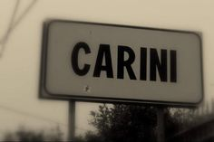 Carini, Sicily, Italy...This is where my Grandfather is from