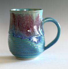 Coffee Mug, handmade ceramic cup, ceramic stoneware mug, coffee cup