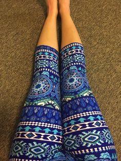 Capri leggings