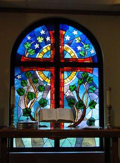 Chapel at Christ United Methodist Church, Plano TX