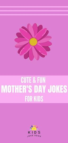 Celebrate mom with these funny Mothers Day jokes for kids! Check out some of our favorite riddles puns and funny mom jokes! PIN this to share with your mom! Funny Jokes To Tell, Good Jokes, Funny Puns, Mothers Day Crafts For Kids, Funny Mothers Day, Fun Games For Kids, Jokes For Kids, Thanksgiving Jokes, Sons Day