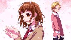Itsudatte Bokura no Koi wa 10 Centi Datta. Manga Love, I Love Anime, All Anime, Manga Anime, Anime Art, Koi, Vocaloid, Zutto Mae Kara, Honey Works