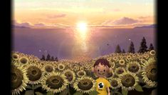 JEU VIDEO - La série des Boku no Natsuyasumi / My Summer Holiday (PSP), 1ère partie.