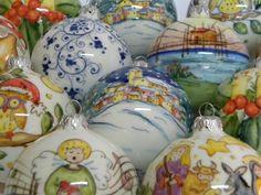 decorazioni natale dipinti a mano - Căutare Google