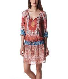 Hippie chic dress