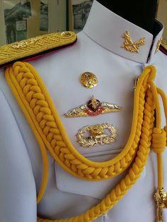 Royals Thai Army Military Uniform