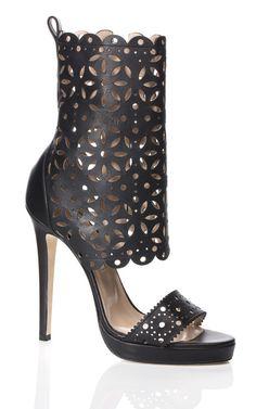 Oscar de la Renta S/S 2013 via Moda Operandi. #Shoes