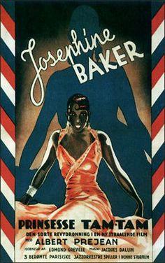 Black Hollywood: Prinsesse Tam-Tam by Black History Album, via Flickr