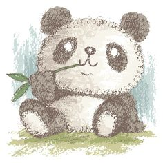 Panda, by Toru Sanogawa.