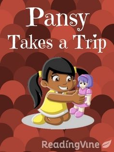 Anika can't wait to get on board for her first airplane ride to her Disney vacation! But when she forgets her favorite doll behind, she is sad -- will she ever Pansy again? After reading the passage, students will answer questions on the characters and the plot.