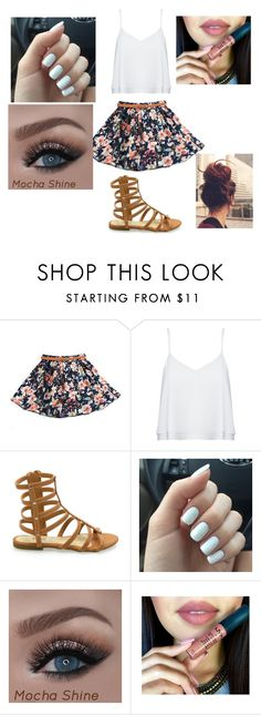 """""""School Outfit"""" by arden-fincher on Polyvore featuring Alice + Olivia, women's clothing, women's fashion, women, female, woman, misses and juniors"""