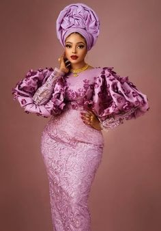 Ankara Long Gown Styles, Lace Gown Styles, Ankara Styles, African Lace Dresses, African Fashion Dresses, African Clothes, Ankara Fashion, Latest Lace Styles, African Wedding Attire
