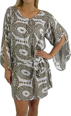 I'm selling Daydream Dress Ultimo Print Taupe - A$59.95 #onselz
