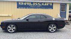 2013 DODGE CHALLENGER for sale at Balkcum Auto