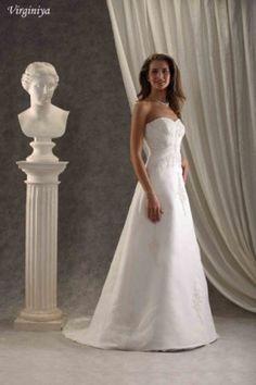 Свадебное платье «Вирджиния» — № в базе 6680