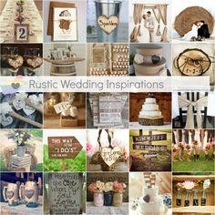 Rustic Wedding Inspirations http://www.weddingscene.co.za/inspirations.html